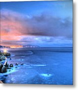 The Lighthouse Metal Print by JC Findley