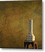 The Lighthouse - Port Washington Metal Print