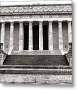The Lincoln Memorial Metal Print by Olivier Le Queinec