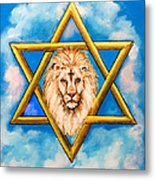 The Lion Of Judah #5 Metal Print