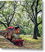 The Little Engine That Could - City Park New Orleans Metal Print