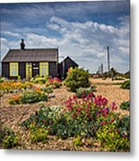 The Little House. Metal Print by Gary Gillette