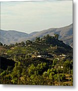 The Little Mountain Metal Print