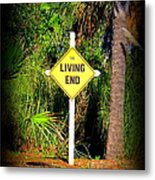 The Living End Metal Print