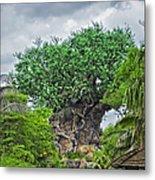 The Living Tree Walt Disney World Metal Print