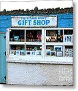 The Lizard Point Gift Shop  Metal Print
