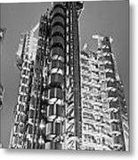 The Lloyd's Building - London Metal Print