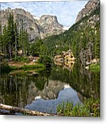 The Loch - Rocky Mountain National Park Metal Print