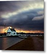 The Lock Keeper's House Metal Print