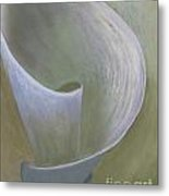 The Lone Lily Metal Print