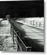 The Lone Photographer Metal Print