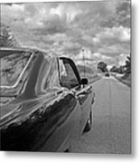 The Long Road Home - Ford Torino Cobra Jet Metal Print