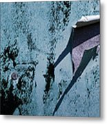 The Long Shadow Metal Print