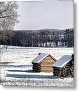 The Long Winter Metal Print by Olivier Le Queinec