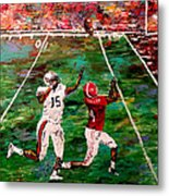 The Longest Yard Named  Metal Print by Mark Moore