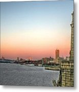 The Longfellow Bridge  Metal Print by JC Findley