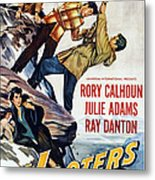 The Looters, Us Poster, Bottom Metal Print