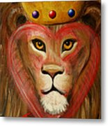 The Lord Of My Heart Metal Print