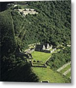 The Lost City Of Choquequirao Metal Print