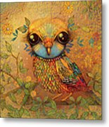 The Love Bird Metal Print by Karin Taylor
