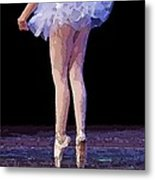 The Love Of Dance Metal Print by Thomas Fouch