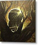 The Luminous Eclipse  Metal Print