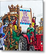The Lure Of Beads Metal Print