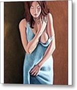 The Maiden prints only Metal Print