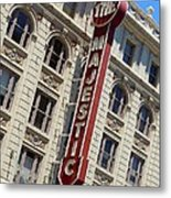 The Majestic Theater Dallas #2 Metal Print