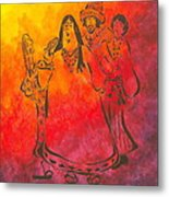 The Mamas And Papas Metal Print by Pamela Allegretto