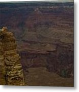 The Many Colors Of The Grand Canyon Metal Print