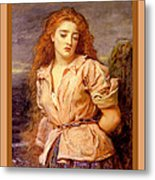 The Martyr Of The Solway Poster Metal Print