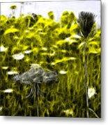 The Meadow Metal Print