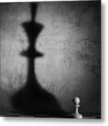 The Megalomania (an Improved Version) Metal Print