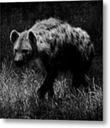 The Menace Metal Print