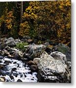 The Merced River Metal Print