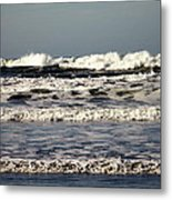 The Mighty Pacific II Metal Print