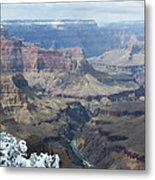 The Mighty Colorado River Metal Print