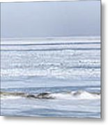 The Mighty Migration Metal Print