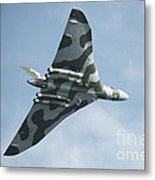 The Mighty Vulcan  Metal Print