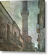 The Minaret Metal Print