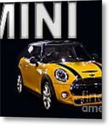 The Mini Metal Print