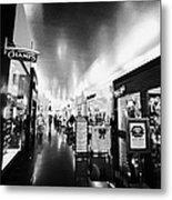 the miracle mile shops at planet hollywood casino Las Vegas Nevada USA Metal Print