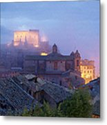 The Mists Of Soriano Metal Print