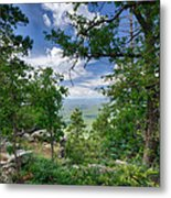 The Mogollon Rim  Metal Print