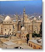 The Mosque Of Al-azhar Metal Print