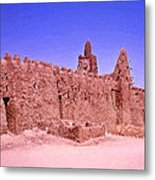 The Mosque Of Djinguiraiber Metal Print