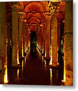 The Most Romantic Place Of Istanbul Metal Print