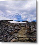 The Muir Trail Metal Print