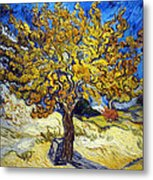The Mulberry Tree Metal Print